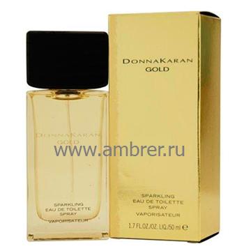 Donna Karan Gold Sparkling
