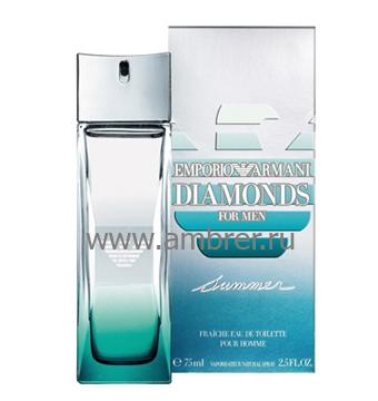 Giorgio Armani Emporio Armani Diamonds Summer Fraiche for Men