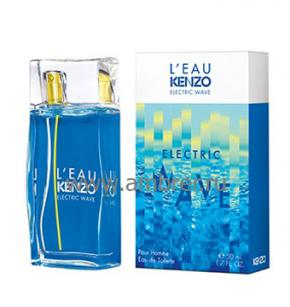 парфюмерия Kenzo Leau Par Kenzo Electric Wave Pour Homme купить